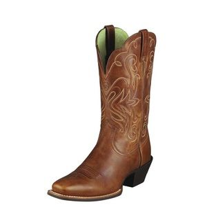 Ariat Russet Rebel Legend Western Leather Boots